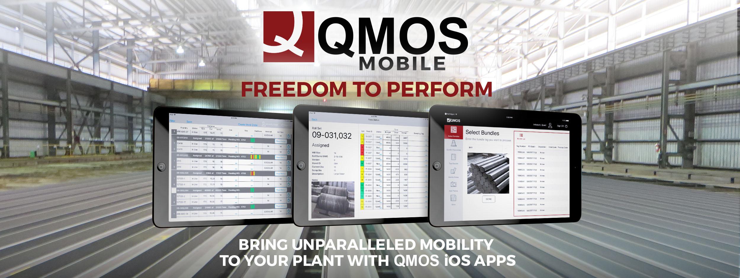 QMOS mobile