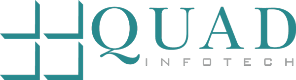 QUAD logo - HOME